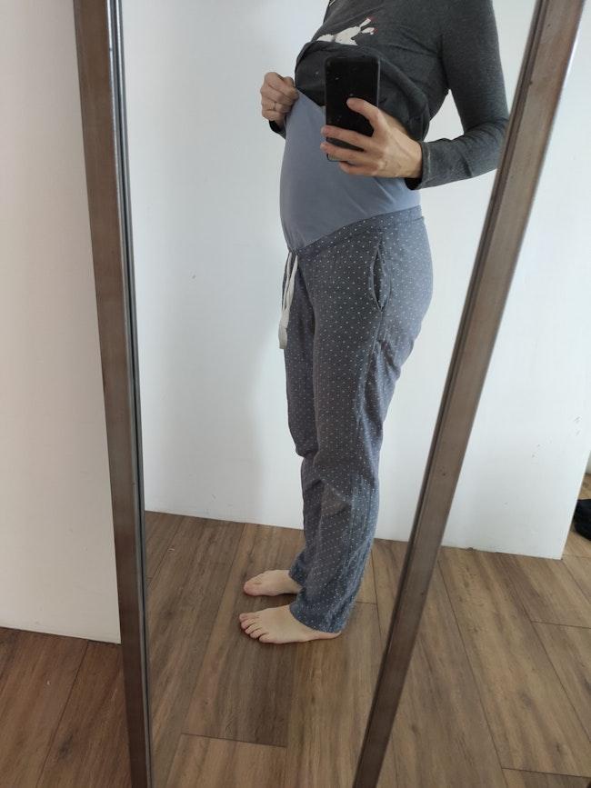Pyjama Verbaudet maternité