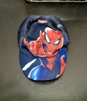 Casquette Spiderman - H&M - Taille 4/8 ans