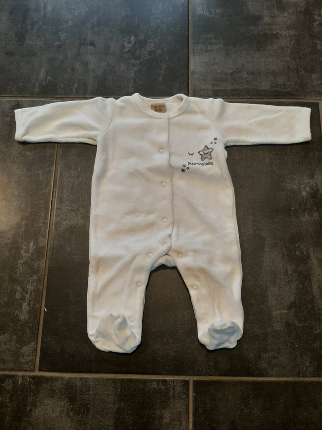 Pyjama 1 mois Boîte a Malice