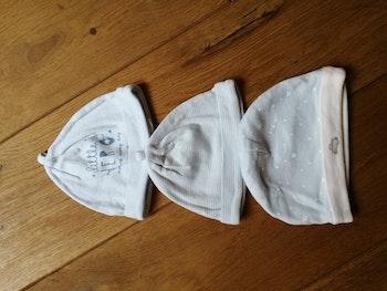 Lot 3 bonnet