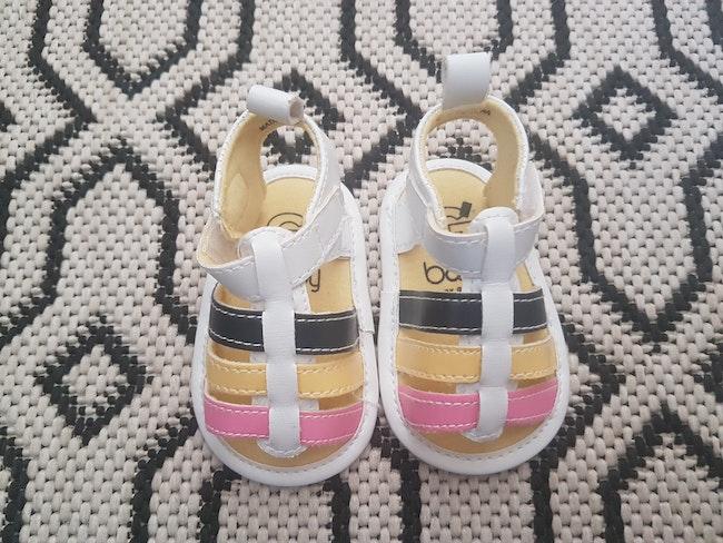 Sandales filles 0-3 mois Gémo