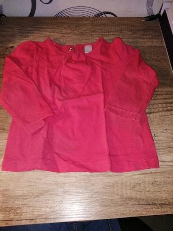 T-shirt manches longues TeX 18 mois