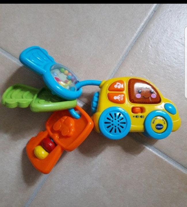 Cléo la petite auto vtech