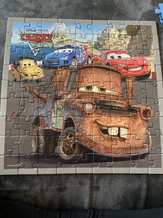 Puzzles Cars