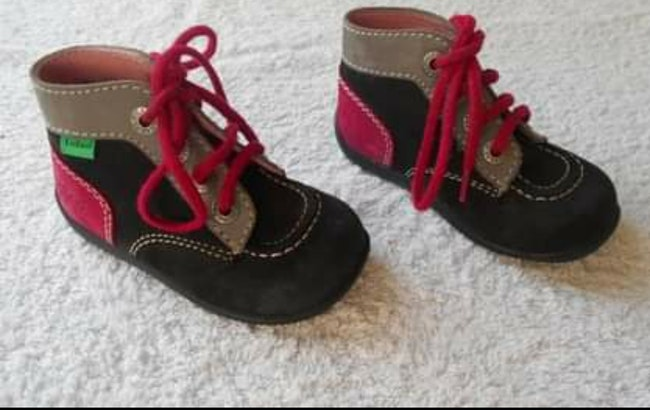 Chaussures Kickers 22