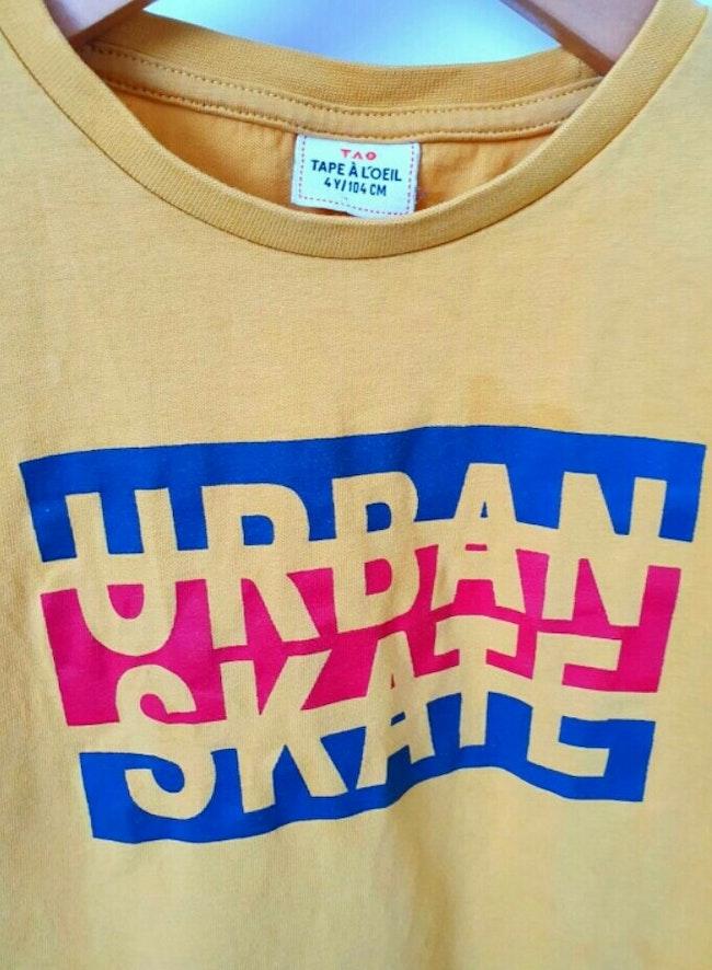 T-shirt 4 ans Tape à l'oeil
