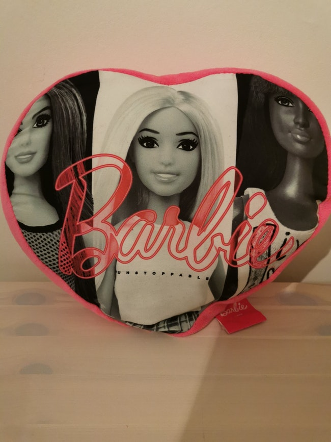 Oreiller Barbie