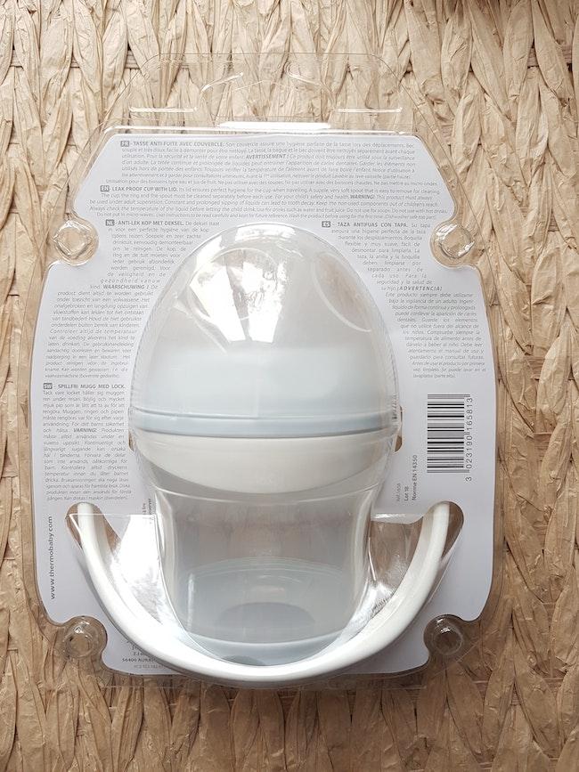 Tasse anti-fuite thermobaby