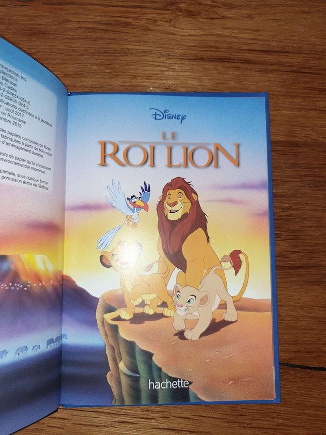 Livre le roi lion