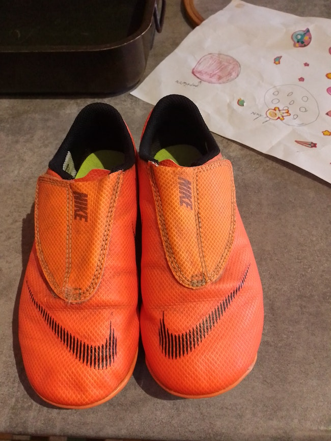 Chaussures crampons