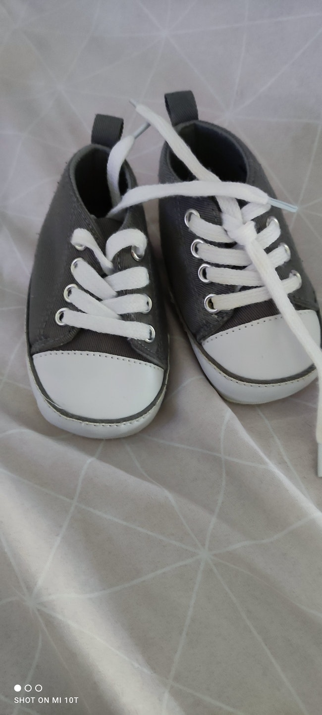 Chaussures grise