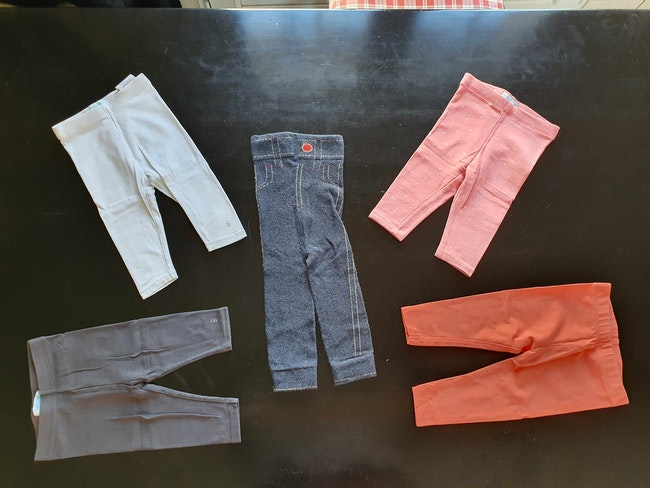 Lot 5 leggings