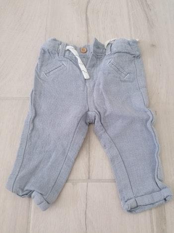 Pantalon gris Vroom!
