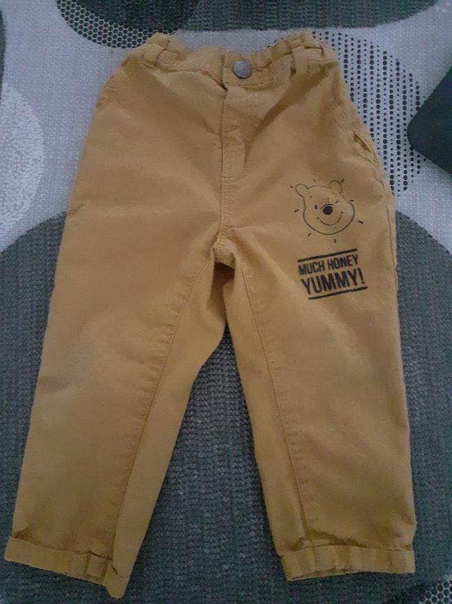 Pantalon Winnie l'ourson