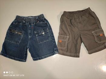 Shorts p'tite canailles
