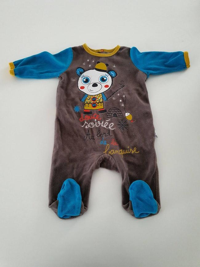 Pyjama bébé garçon