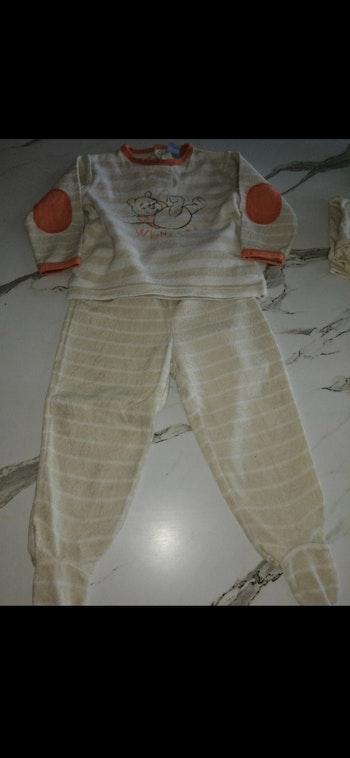 Pyjama winnie I ourson 18 mois