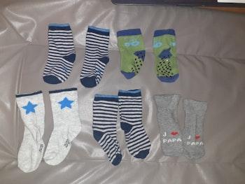Lot 5 paires de chaussettes