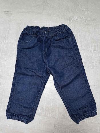 18 mois pantalon bleu marine