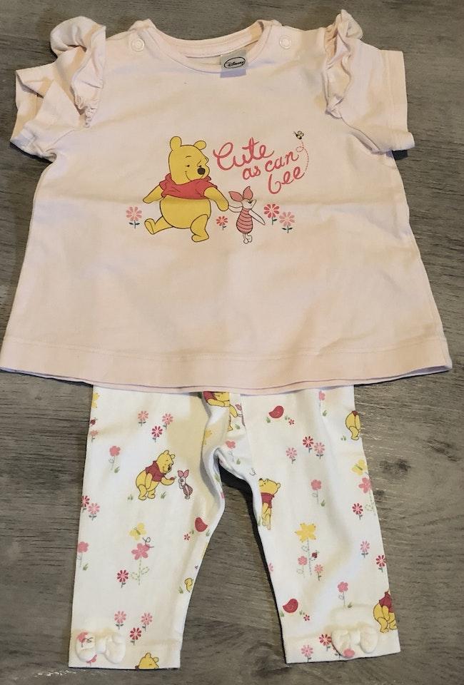 Ensemble Winnie bébé fille