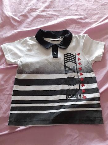 T-shirt neuf 9/12mois