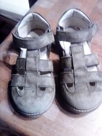 T 25 sandalette kickers garçon