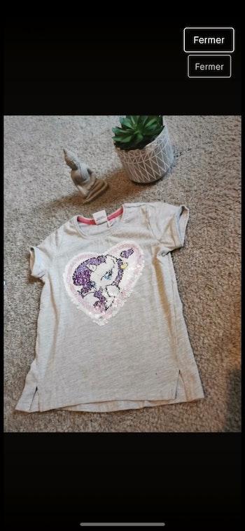 T-shirt 4,5 ans