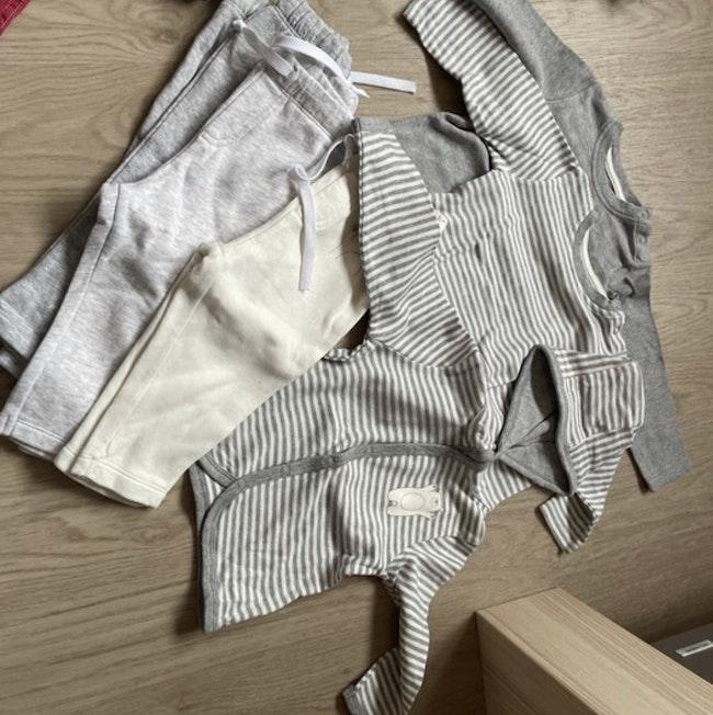 Vêtements garçon 6 mois mi-saison et été
