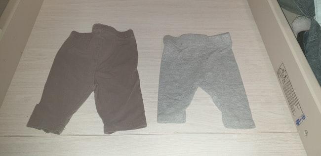 Lot de 2 leggings