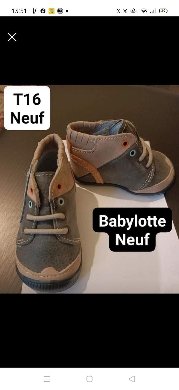 Babylotte T16 neuf