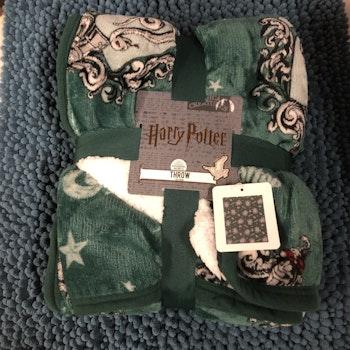 Plaid double serpentard Harry Potter