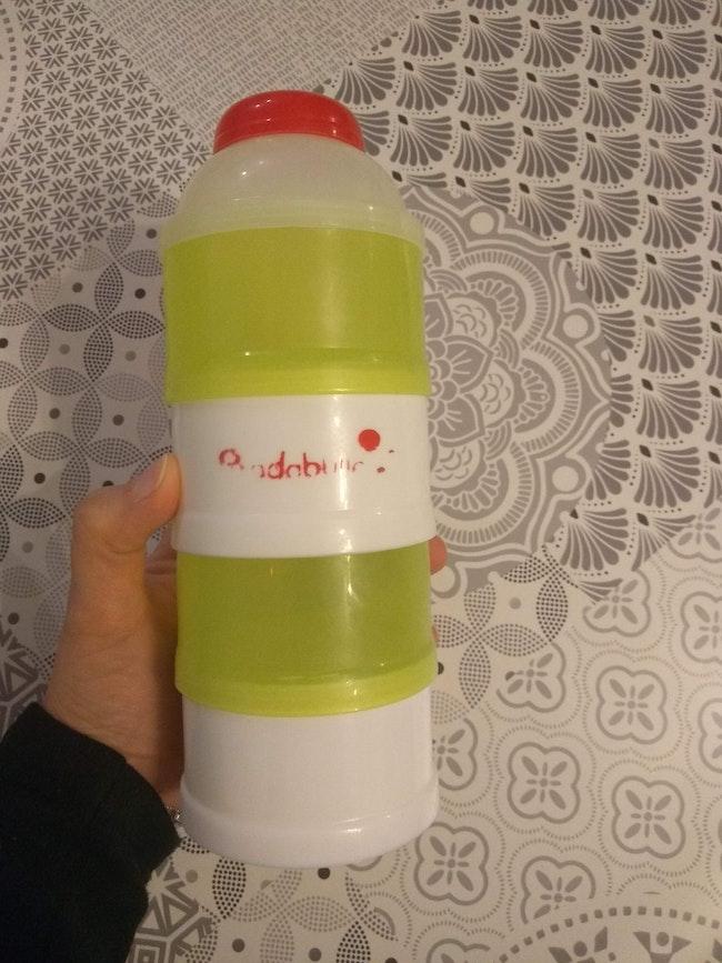 Doseur de lait bébé en poudre