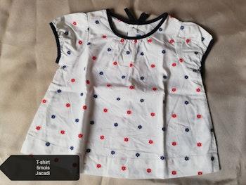 T-shirt 6mois Jacadi