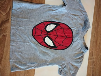 Tee-shirt spiderman