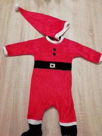 Père Noël 6 mois