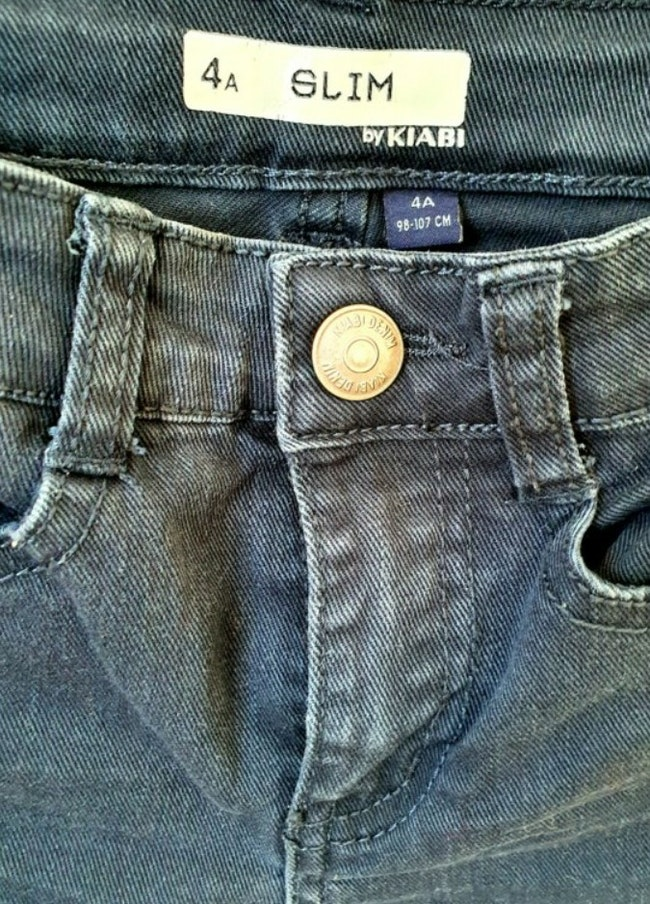 Jeans 4 ans Kiabi