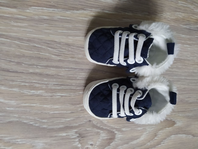 Chaussures 1 mois