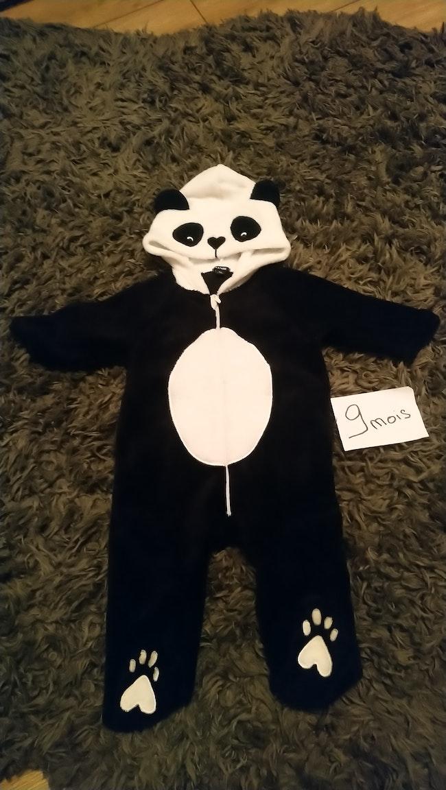 Pyjamas panda 🐼