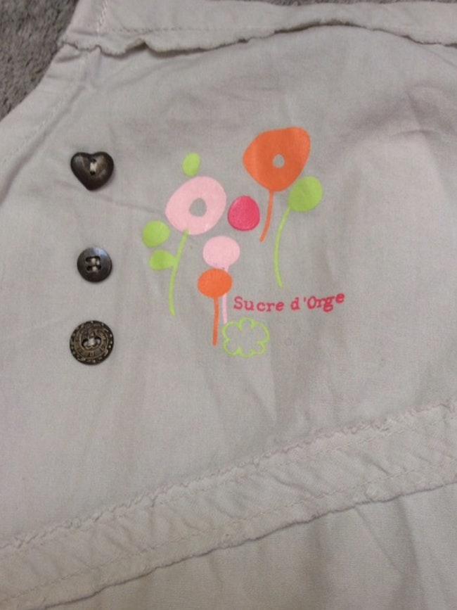 Robe Sucre d'orge 4 ans
