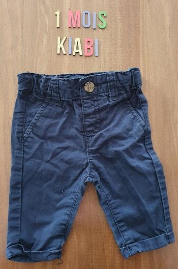 Pantalon jean 1mois