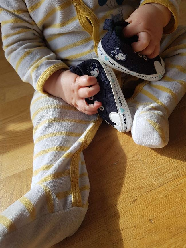 Chaussure Mickey