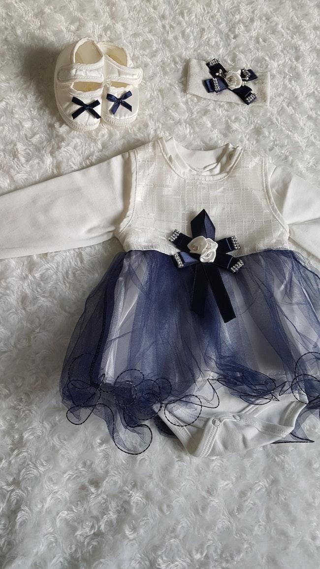 Magnifique robe bébé
