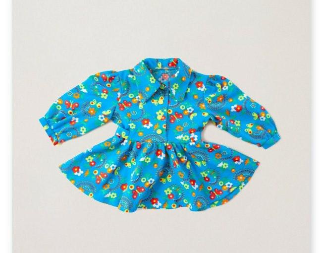 """Robe """"Alice au pays des merveilles"""" / 18-24 mois"""