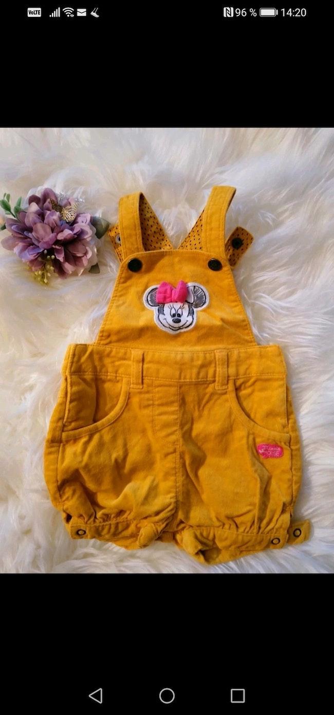 Salopette bébé fille 3mois Disney 👶