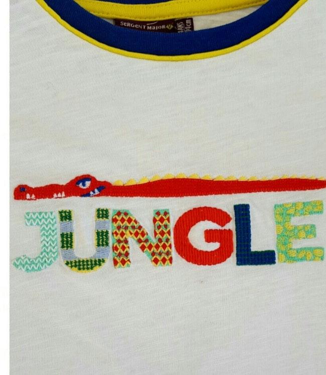 T-shirt 4 ans Sergent Major