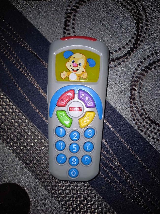Télécommande sonore vtech