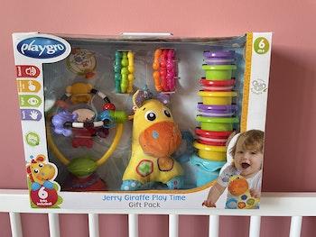 Pack jouets 1er âge NEUF
