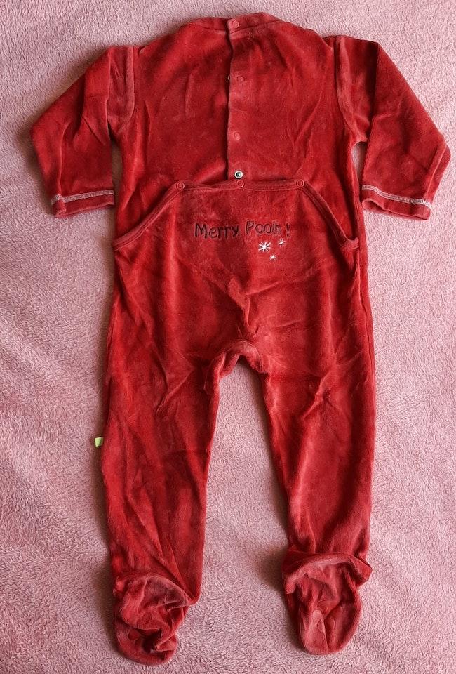 Pyjama Winnie Noël
