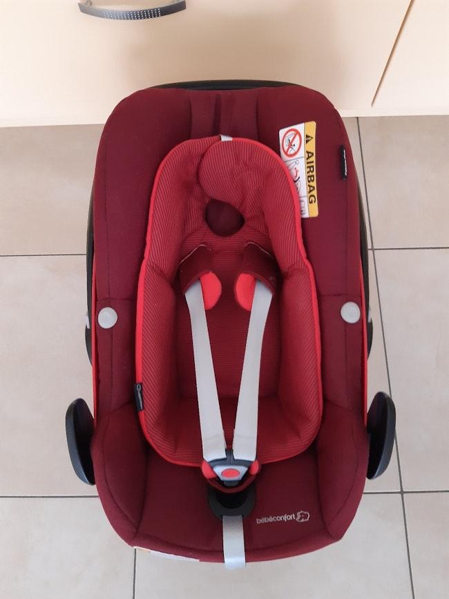 Cosy / siege auto pebble plus marque bébé confort