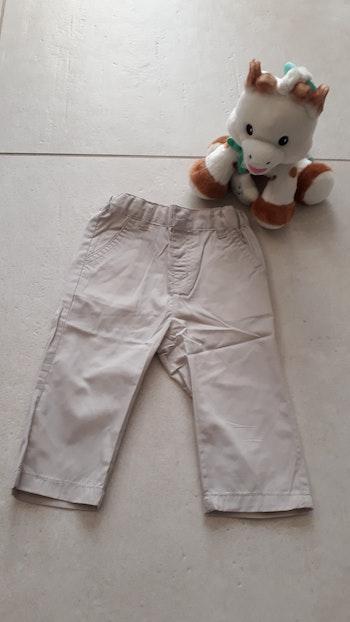 Pantalon fin
